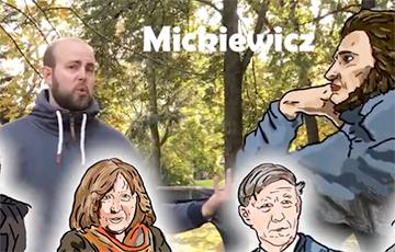 Видеофакт: Немец написал рэп и снял клип о Беларуси
