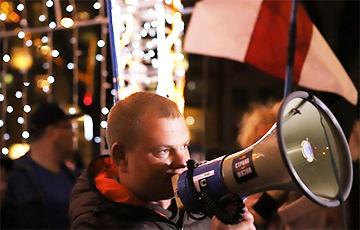 Андрей Шарендо: Меня освободили, потому что испугались, что выбьют двери