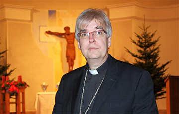 Немецкий пастор получил высшую награду за помощь Украине