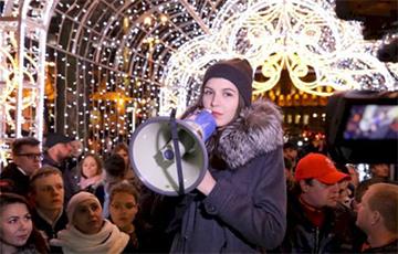 «Европейская Беларусь» опубликовала яркие фото со встречи на площади Свободы