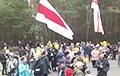 У Берасці прайшоў масавы мітынг супраць акумулятарнага завода