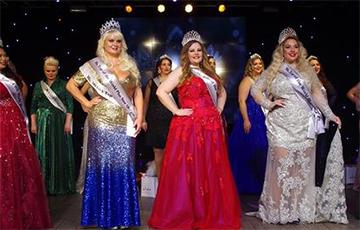 На конкурсе «Мисс Мира Plus Size» участница из Беларуси завоевала титул вице-мисс