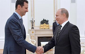 Асад, его родня и московский небоскреб