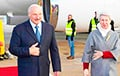 Lukashenka's Status Detracted During Meeting At Vienna Airport