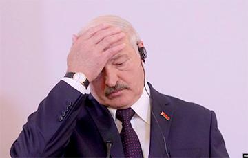 Лукашенко захлестнуло отчаяние