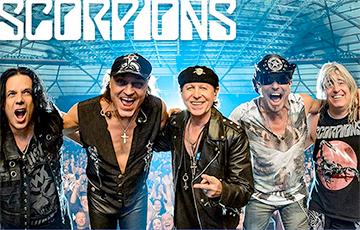 В Минске выступят Scorpions