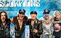 У Менску выступяць Scorpions