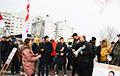 В Гомеле прошел 4-часовой митинг независимых кандидатов