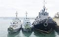Украинские буксиры вышли в море за захваченными Россией кораблями