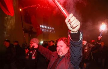 Максим Винярский: Обратите внимание, как весело и мирно проходят наши акции
