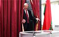 Журналісты злавілі Лукашэнку на хлусні падчас галасавання