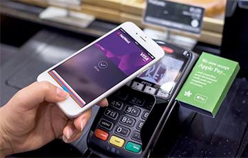 В Беларуси заработал Apple Pay