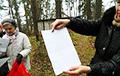 «Что мы, собаки?»: жители Витебского района бойкотировали «выборы»