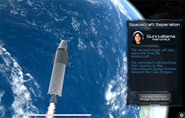 В NASA выпустили игру — симулятор полета на МКС