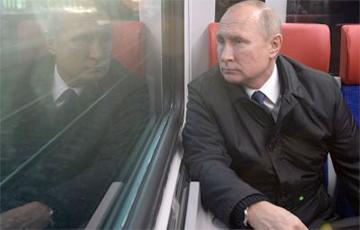 Деда в поезде