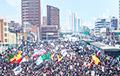 Протесты в Колумбии вспыхнули с новой силой