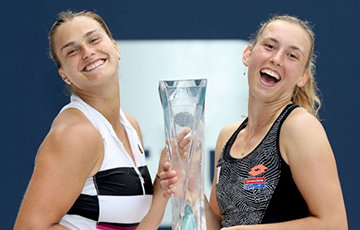Соболенко и Мертенс номинированы на звание лучшей теннисной пары года