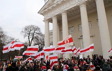Арсений Чигирь: Люди благодарили за «Погоню», европейские символы и бело-красно-белый флаг