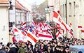 «Штучнае змые, а Беларусь была, ёсць і будзе»