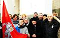 Активисты «Европейской Беларуси» встретились в Вильнюсе с главой Рады БНР