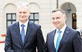Науседа: Вильнюс и Варшава должны активно заботиться о безопасности Центрально-Восточной Европы