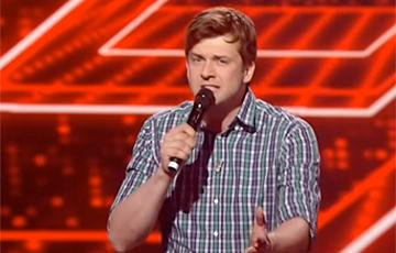 Белорус покорил жюри украинского «Х-Фактора» и прошел в финал