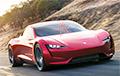 Tesla заменіць дворнікі лазернай прыладай