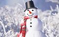 Видеохит: Авиадиспетчеров поймали за лепкой снеговика