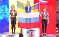 Видеофакт: Хамское поведение российских спортсменок на церемонии награждения