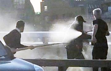 The Times: Одним из пытавшихся обезвредить террориста на Лондонском мосту оказался поляк