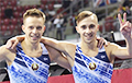 Белорусы выиграли серебро чемпионата мира в Токио в синхронных прыжках