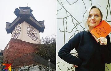 «Живу в замке XIX века с платным лифтом»: белоруска стала городским писателем австрийского Граца