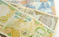 Валюта Сірыі абрынулася на 46% за месяц