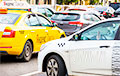 Белорусским таксистам приходят странные сообщения