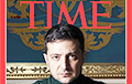 Владимир Зеленский попал на обложку Time