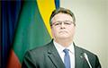 Линас Линкявичюс: Островецкая АЭС — это проблема и для Беларуси