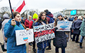 Young Belarusian Woman At Pro-Independence Action: My Eyes Have Opened