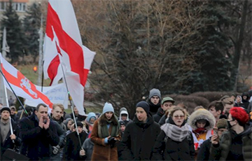 'Moscow Could Never Make Belarusians Silent'