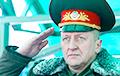 Лукашенко уволил начальника Генштаба