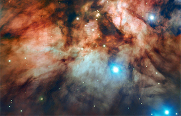 Астрономы показали «колыбель» звезд