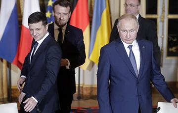 В Кремле заявили о серьезных разногласиях между Путиным и Зеленским