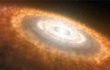 Ученые объяснили рождение планет
