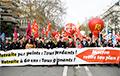 У Францыі новыя пратэсты супраць пенсійнай рэформы Макрона