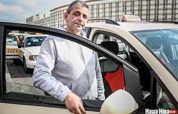 Activist Leanid Kulakou's Right To Drive Car Limited