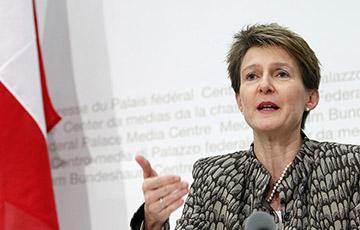 У Швайцарыі абралі прэзідэнта на 2020-ы год