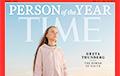 Time объявил Грету Тунберг человеком года