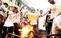 У Індыі ўспыхнулі масавыя пратэсты праз закон аб грамадзянстве