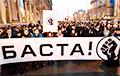 "Babruisk Says ""Basta!"" To Dictator"