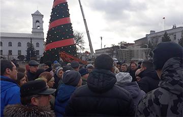 Протестующие в Бресте: Нам желали, чтобы мы всё-таки добились своего