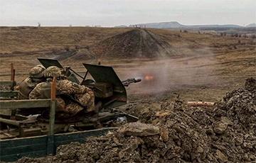 Бойцы ВСУ показали, как уничтожат технику врага